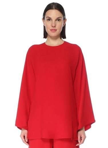 Valentino Valentino  Bluz 101619555 Kırmızı